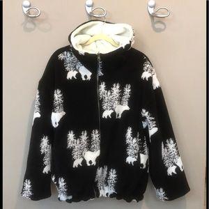 Denali Heavyweight reversible fleece jacket